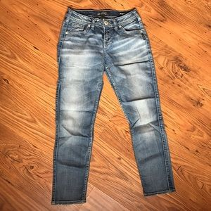 Silver Jeans Co. Light Wash Jeans